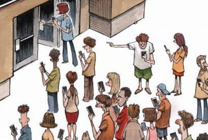 <p> Một thế giới của những xác sống (zombie) thế hệ mới.</p>