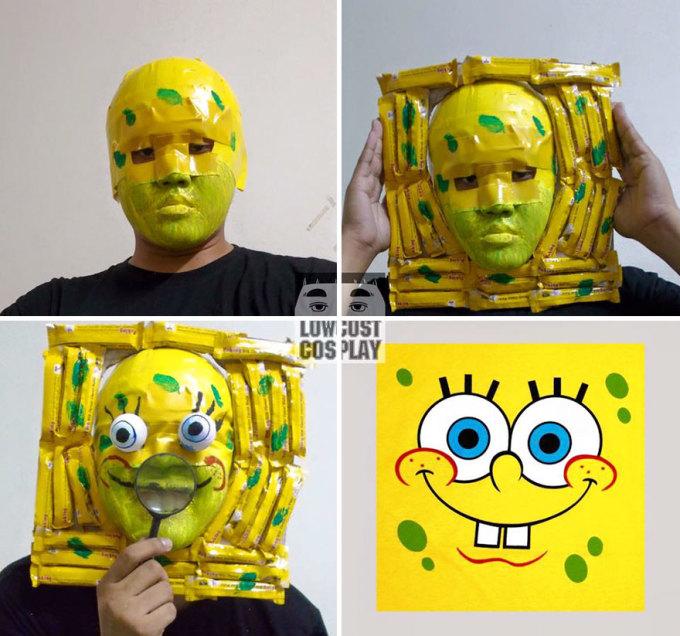 <p> Spongebob Squarepants - Anh hùng lên cạn.</p>