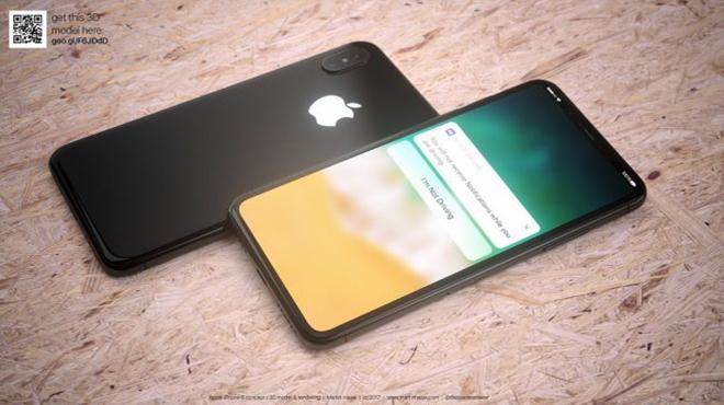 <p> Theo lộ trình, Apple có thể giới thiệu iPhone 8 với thiết kế hoàn toàn mới trong tháng 9 cùng với bản nâng cấp cho iPhone 7 và 7 Plus hiện nay.</p>