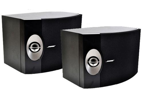 Bose cũng là thương hiệu âm thanh khá nổi tiếng và các sản phẩm loa của hãng luôn được đánh giá cao, kể cả loa dành cho karaoke. Với bộ dàn tầm 17 triệu đồng, mẫu Bose 301V là thích hợp nhất nhờ thiết kế trẻ trung, bên trong tích hợp loa với công nghệ cho âm thanh đầy đặn, lan tỏa theo mọi hướng, có thể dùng cho hát karaoke hoặc nghe nhạc. Bộ dàn kèm Nikochi Pro 138A hỗ trợ tái tạo âm thanh, tái hiện rõ nét giọng ca và từng giai điệu trong mỗi bài hát. Bộ dàn có thể kết hợp với đầu đĩa Omaton HD 8000K và micro Jarguar SDM 305.
