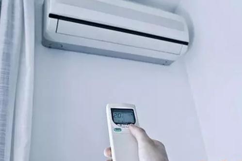 Trời nóng, điều hòa của một số gia đình tự ngắt do quá nhiệt hoạt động.