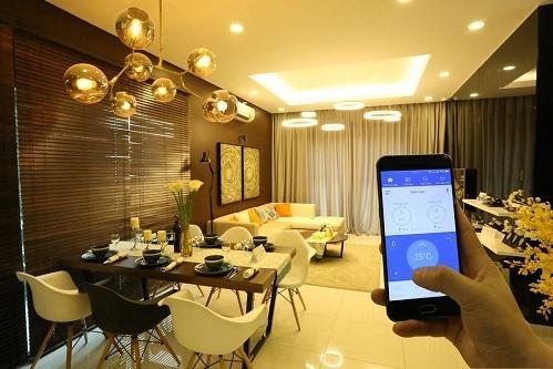Việt Nam là thị trường tiềm năng để nhà thông minh phát triển.
