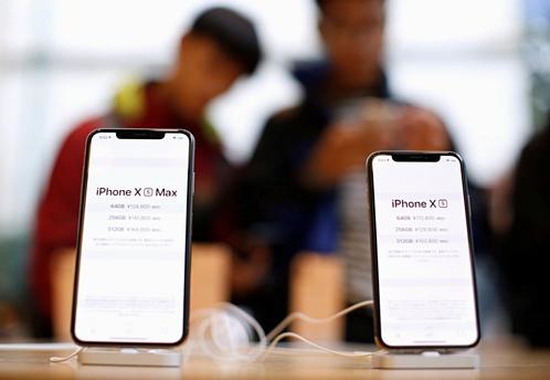 iPhone XS và XS Max xuất hiện nhưng doanh số iPhone bán ra quý I/2018 của Apple vẫn giảm tới 20% trên toàn cầu.