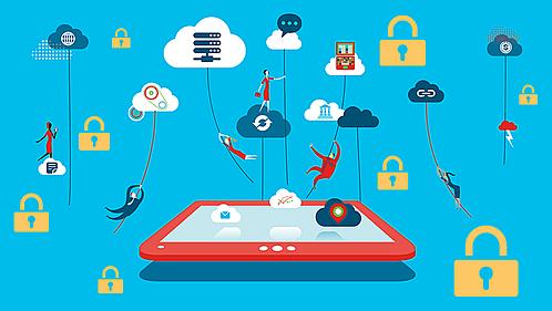 Càng nhiều thiết bị được kết nối trên khôn gian mạng thì người dùng càng để lộ nhiều khe hở để hacker tấn công.
