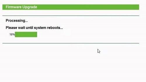 Cập nhật phần mềm giúp router hoạt động hiệu quả hơn. Ảnh: TP-Link.