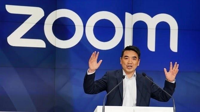 Eric Yuan thành lập Zoom vào năm 2011. Ảnh: Business Insider.