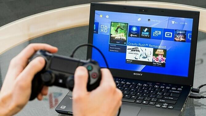 Máy tính, thiết bị chơi game được quan tâm nhiều trong mùa dịch. Ảnh: SN