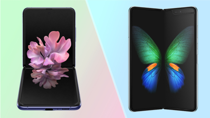 5G smartphones, folding designs will be the trend