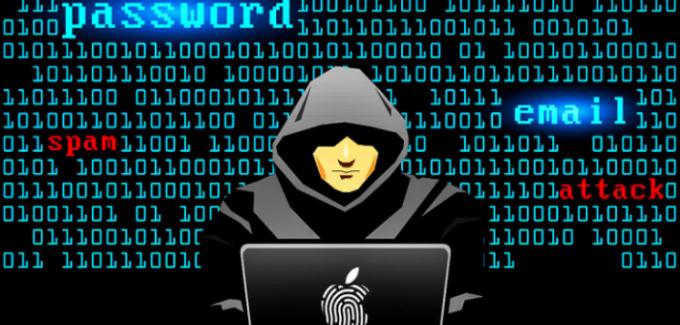 Hacker thường dò mật khẩu từ các tài khoản tấn công được, sau đó bán trên Dark Web. Ảnh: TheNET.