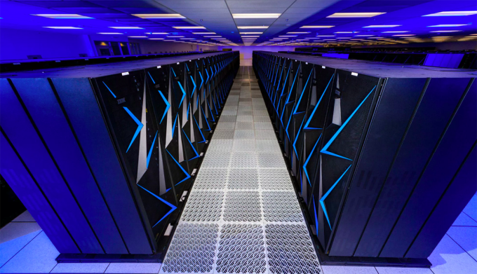 Sức mạnh của siêu máy tính đang được ứng dụng để nghiên cứu nhiều lĩnh vực về khoa học, công nghệ. Ảnh: Cnet.