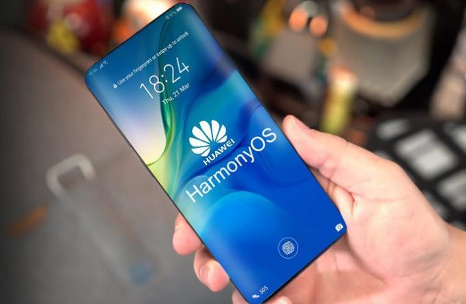 Huawei đang tự tin về HarmonyOS.