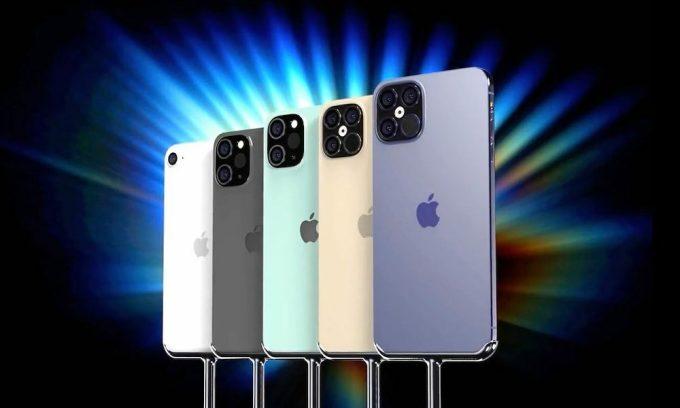 Apple có thể sẽ ra mắt tới bốn phiên bản iPhone 2020. Ảnh:EverythingApplePro.