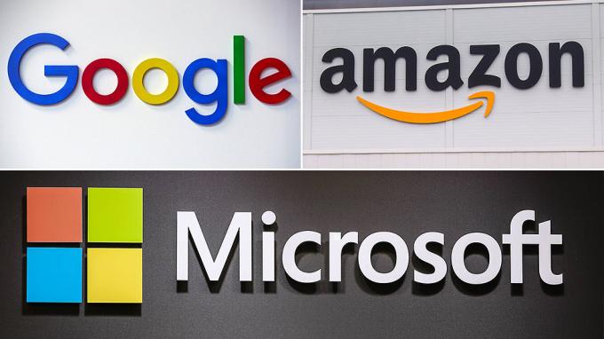 Nhiều hãng công nghệ Mỹ vẫn làm ăn với công ty trong danh sách đen của Trung Quốc. Ảnh: RT.