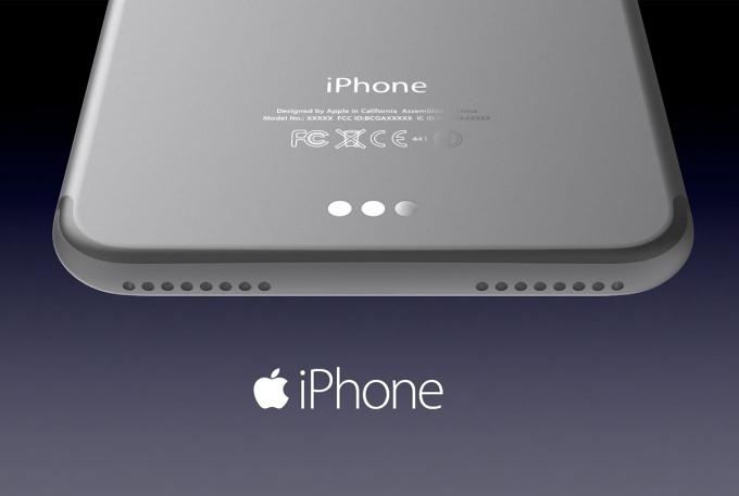 iPhone 13 có thể dùng Smart Connector thay cho cổng Lightning. Ảnh:Martin Hajek.
