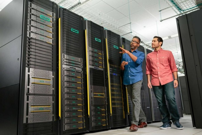 HPE Superdome Flex - data analysis solution for businesses