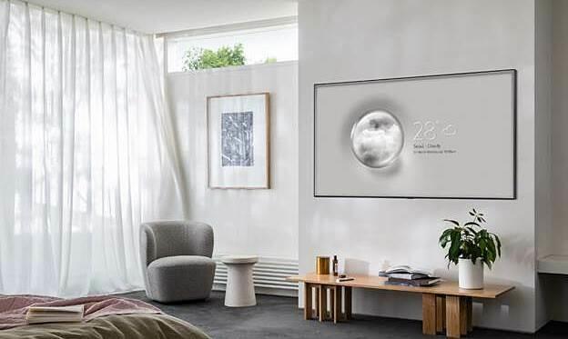 Samsung tham vọng phổ biến TV 8K