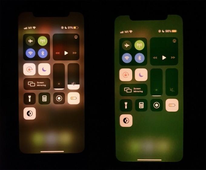 Nhiều iPhone bỗng nhiên gặp lỗi xanh màn hình