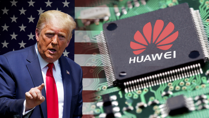 Huawei lôi kéo các công ty bán dẫn về Trung Quốc