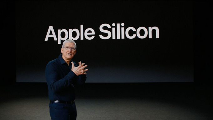 Apple's strategy of making silicon chips itself