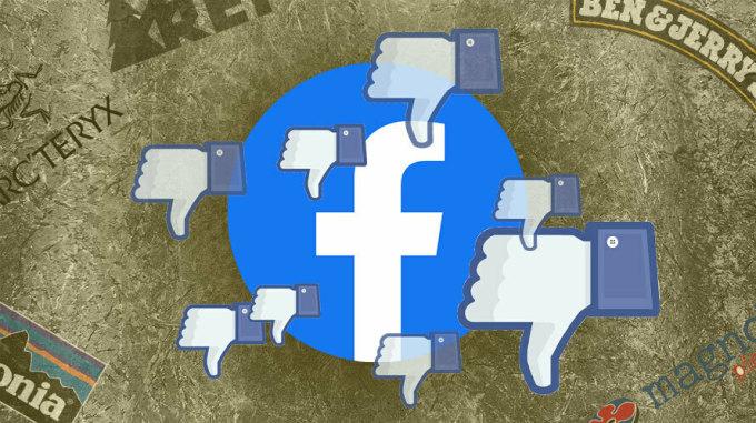 Làn sóng tẩy chay toàn cầu buộc Facebook phải nhượng bộ, cam kết kiểm duyệt nội dung. Ảnh:Adweek.