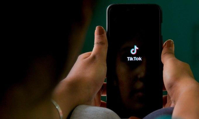 TikTok là nạn nhân trong đối đầu Mỹ - Trung. Ảnh: AFP.
