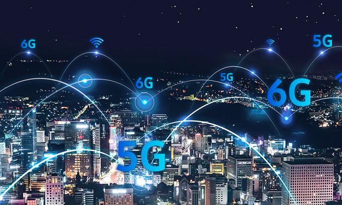 Samsung công bố sách trắng về 6G.