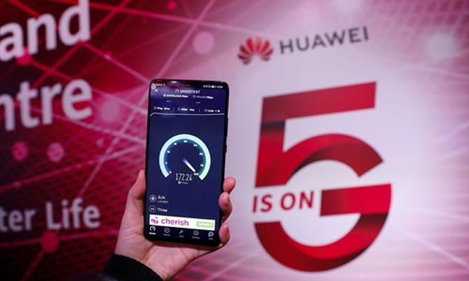 Huawei thắng thế trong cuộc đua công nghệ 5G nhưng lại đang bị Mỹ và đồng minh tẩy chay.