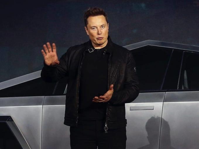 Elon Musk. Ảnh: AP.