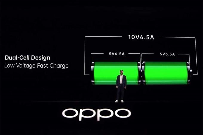 Công nghệ sạc nhanh SuperVOOC ngoài tốc độ còn chú trọng tính an toàn.