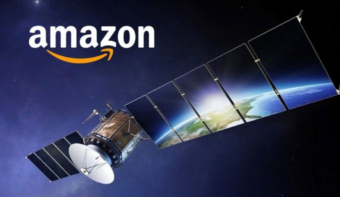 Amazon's $ 10 billion satellite Internet project is licensed