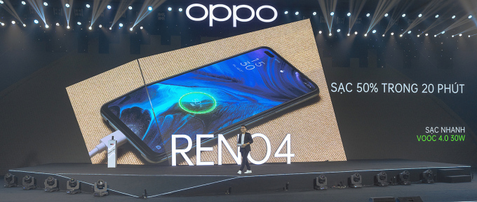 Reno4 ra mắt thị trường Việt Nam với giá 8,49 triệu đồng - page 2 - 4
