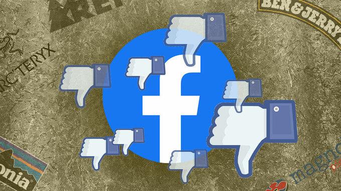 Hơn 1.000 nhãn hàng tham gia chiến dịch tẩy chay Facebook. Ảnh: Adweek.