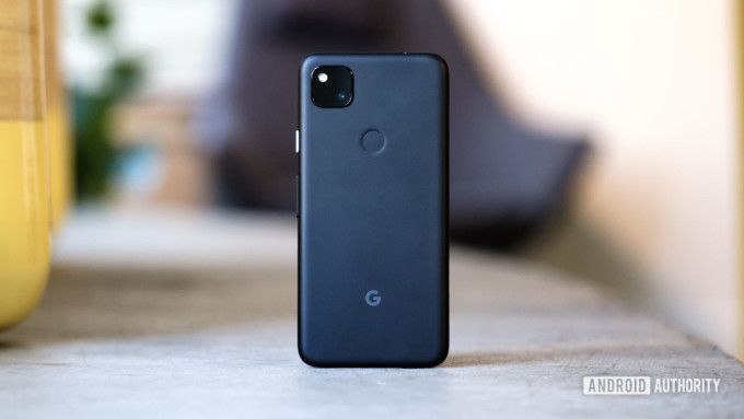 Google Pixel 4a. Ảnh: AndroidAuthority