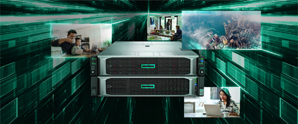 HPE Simplivity increases the power of technology for businesses