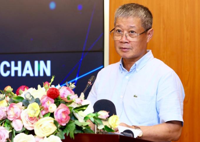 Thứ trưởng Bộ Thông tin và Truyền thông Nguyễn Thành Hưng.
