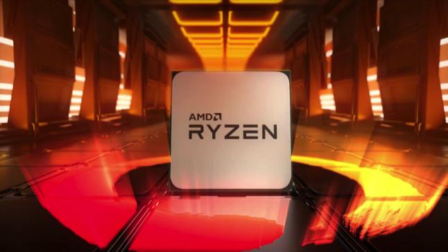 Ryzen 4000 là dòng chip đầu tiên của AMD sản xuất trên tiến trình 7nm. Ảnh: The Verge.