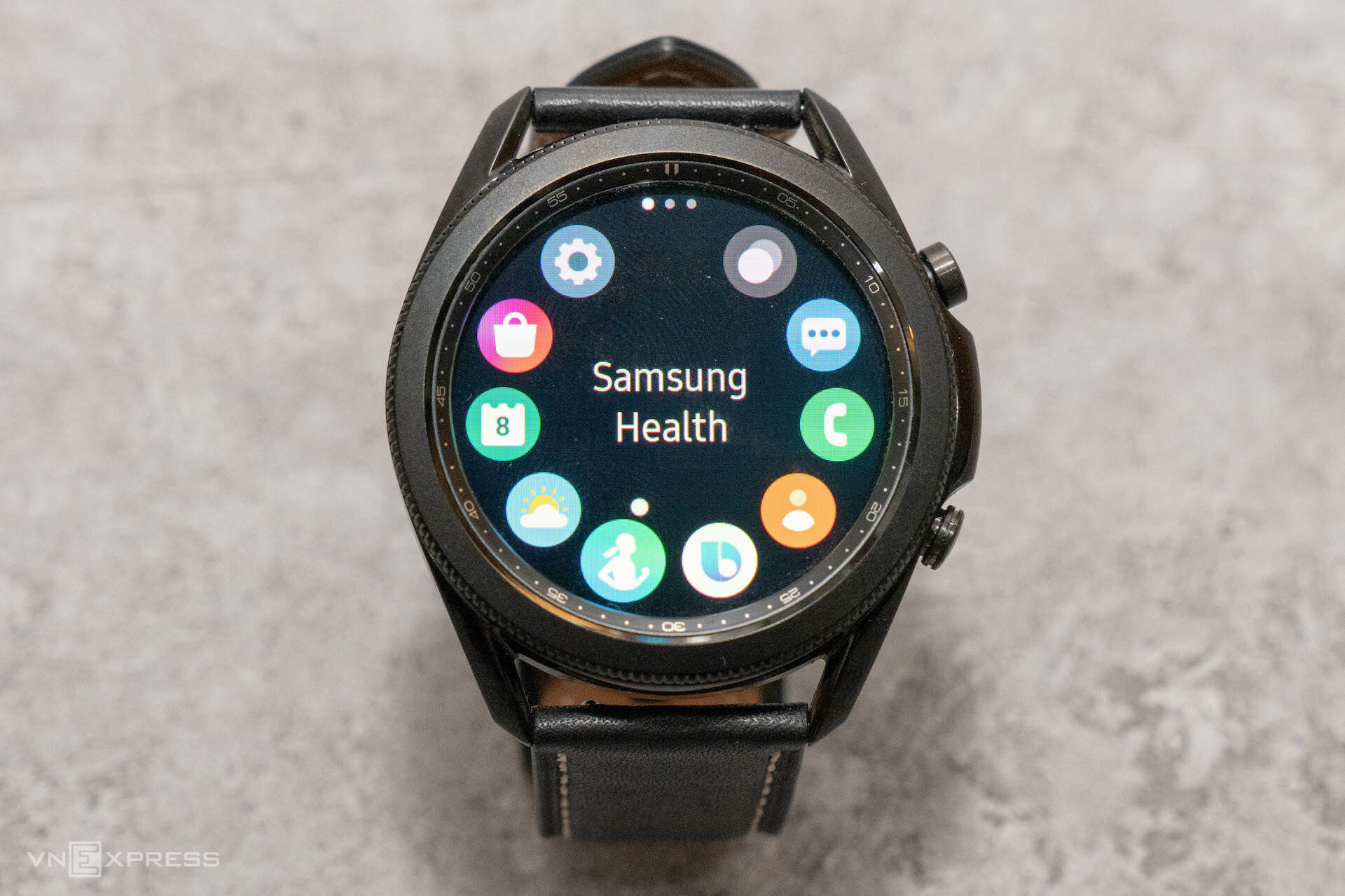Galaxy Watch3 - Classic smart smartwatch
