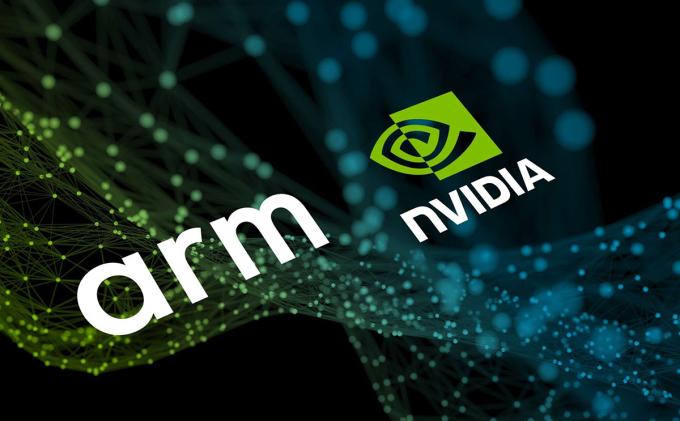 Nvidia đã mua ARM. Ảnh: Bloomberg.
