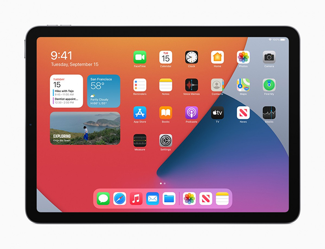 iPad Air 2020 launched with super thin bezels