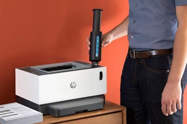 HP Laser Neverstop tối ưu chi phí vận hành. Ảnh: HP.