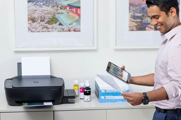 HP Ink Tank Wireless 415 cho chất lương in tốt. Ảnh: HP.