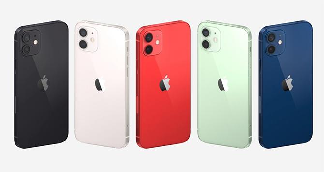 iPhone 12  ra mắt, Giá chỉ từ 599 USD