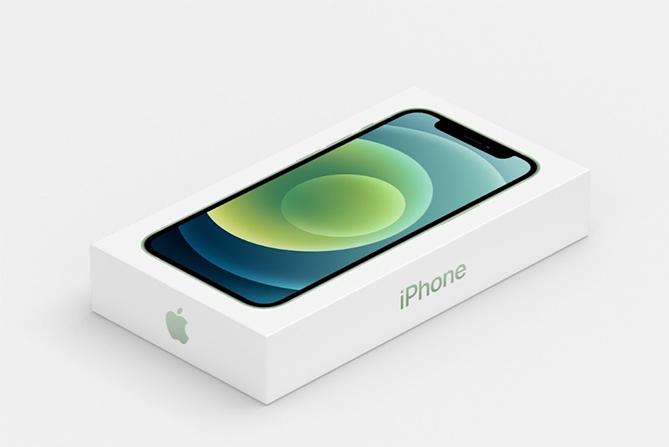 iPhone 12 không kèm sạc, tai nghe để bảo vệ môi trường