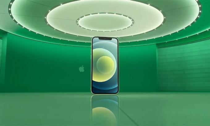 Màn hình iPhone 12 bền hơn các thế hệ trước.