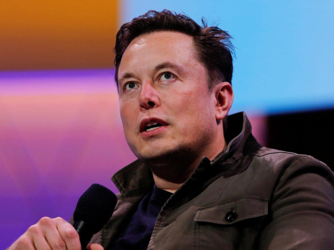 CEO Tesla Elon Musk.Ảnh: Reuters.