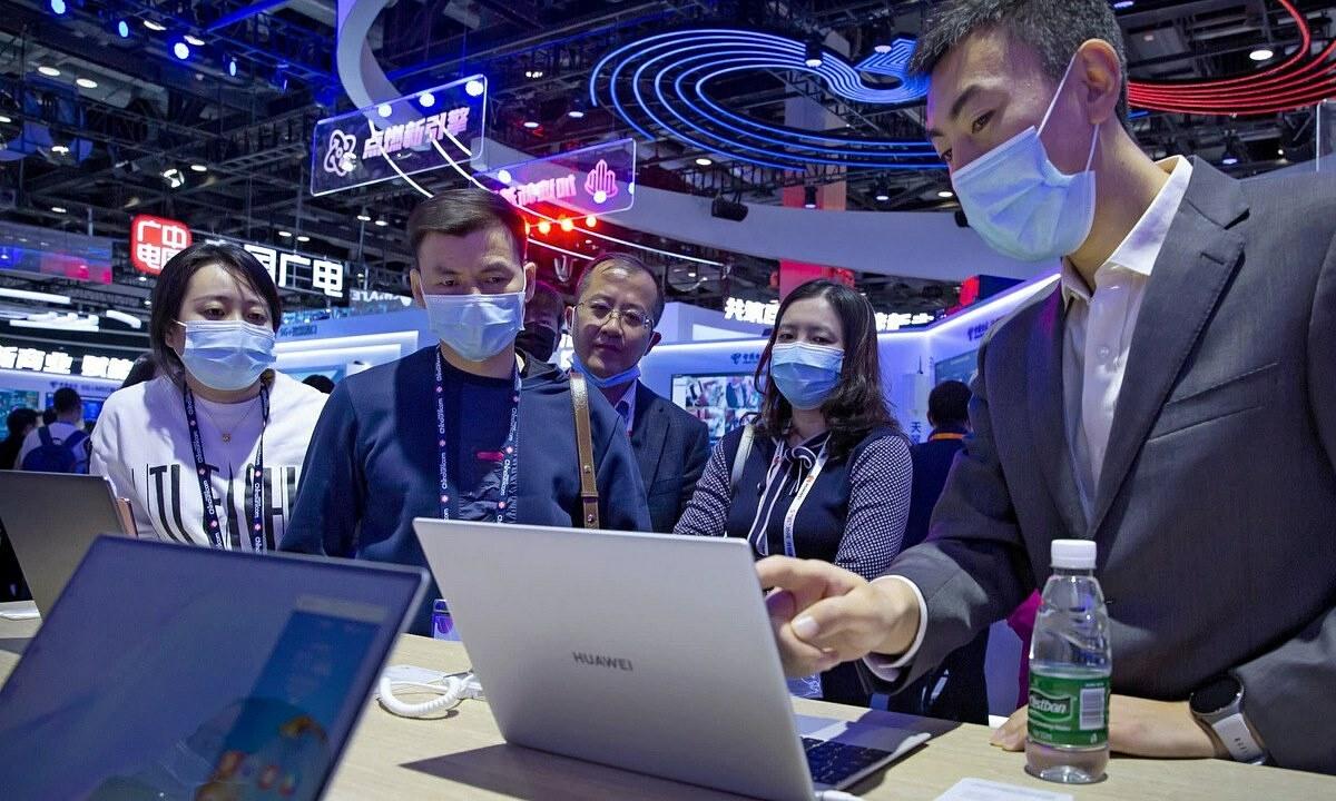 Trung Quốc đang trở thành siêu cường dữ liệu