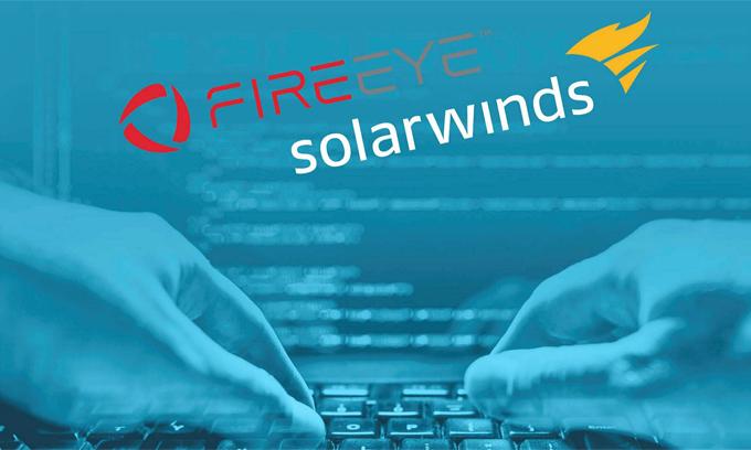 Vụ tấn công qua phần mềm SolarWinds được đánh giá là lớn nhất trong một thập kỷ qua tại Mỹ. Ảnh: FT.