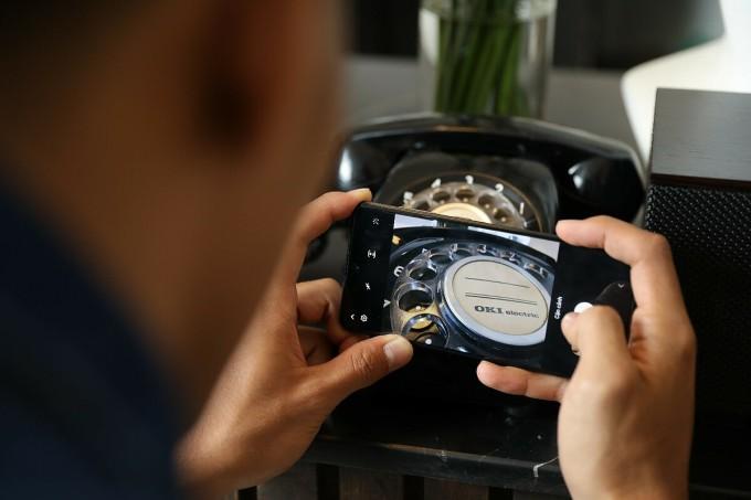 Galaxy A71 phù hợp cho những ai muốn chụp ảnh macro sắc nét, soi rõ từng chi tiết. Ảnh: Samsung.