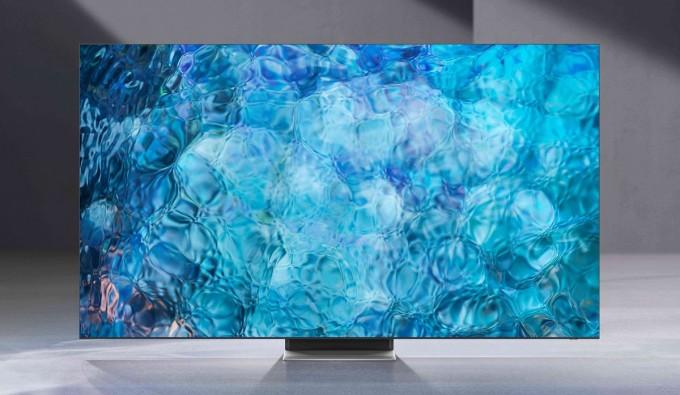 Neo QLED với thiết kế màn hình tràn viền và AI thế hệ mới giúp nâng cấp hình ảnh tốt hơn.