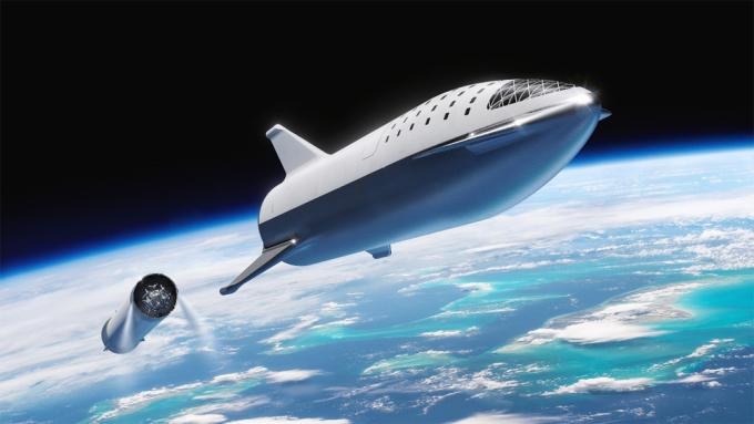Tàu vũ trụ Starship có gì đặc biệt